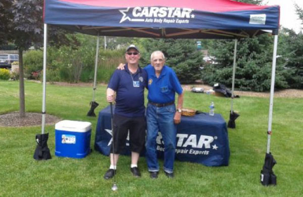 CARSTAR ALL LINE AUTO BODY SUPPORTS CHILDREN'S INITIATIVES WITH PARTICIPATION IN KNIGHTS OF COLUMBUS CHARITY EVENT